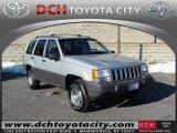 1998 Bright Platinum Jeep Grand Cherokee Laredo 4x4 #42327333