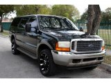 2000 Ford Excursion Limited 4x4 Data, Info and Specs