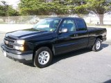 2007 Chevrolet Silverado 1500 Classic Work Truck Extended Cab Data, Info and Specs