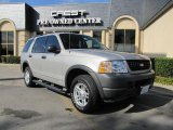2003 Silver Birch Metallic Ford Explorer XLS #42327131