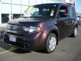 2009 Scarlet Red Nissan Cube 1.8 S #42327361