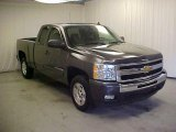 2010 Taupe Gray Metallic Chevrolet Silverado 1500 LT Extended Cab #42327148