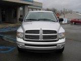 2004 Bright Silver Metallic Dodge Ram 1500 SLT Quad Cab 4x4 #4231364