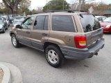 2001 Jeep Grand Cherokee Woodland Brown Satin Glow