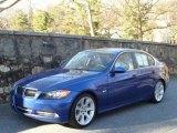 2008 Montego Blue Metallic BMW 3 Series 335i Sedan #42378703