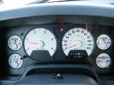 2007 Dodge Ram 3500 Laramie Quad Cab 4x4 Gauges
