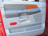 2007 Dodge Ram 3500 Laramie Quad Cab 4x4 Door Panel