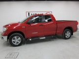 2011 Barcelona Red Metallic Toyota Tundra SR5 Double Cab 4x4 #42378487