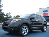 2011 Tuxedo Black Metallic Ford Explorer Limited 4WD #42378709