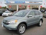 2011 Opal Sage Metallic Honda CR-V EX-L #42378966