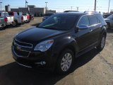 2011 Black Granite Metallic Chevrolet Equinox LT #42379232