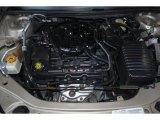 2002 Chrysler Sebring LX Sedan 2.7 Liter DOHC 24-Valve V6 Engine