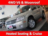 2005 Mercury Mariner V6 Premier 4WD