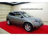 2005 Platinum Metallic Nissan Murano SL #4225276