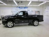 2004 Black Dodge Ram 1500 Sport Regular Cab #42378774