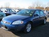 2006 Laser Blue Metallic Chevrolet Impala LTZ #42379271