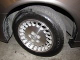 Infiniti Q 2000 Wheels and Tires