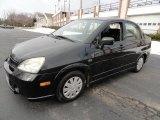 2003 Suzuki Aerio Black Onyx