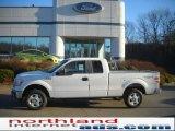 2011 Oxford White Ford F150 XLT SuperCab 4x4 #42378610
