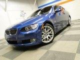 2007 Montego Blue Metallic BMW 3 Series 328i Coupe #42378828