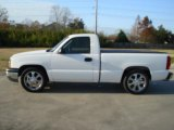 2003 Summit White Chevrolet Silverado 1500 Regular Cab #42379094