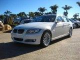 2011 Alpine White BMW 3 Series 335d Sedan #42378629