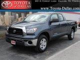 2008 Slate Gray Metallic Toyota Tundra SR5 Double Cab #42378655