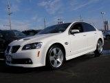 2009 White Hot Pontiac G8 GT #42379363