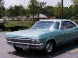 Chevrolet Impala 1965 Data, Info and Specs