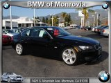 2008 Jet Black BMW 3 Series 335i Coupe #42440268