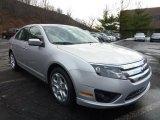2011 Ingot Silver Metallic Ford Fusion SE #42440030