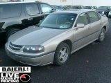 2001 Sandrift Metallic Chevrolet Impala LS #42439773