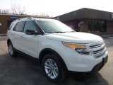 2011 White Suede Ford Explorer XLT 4WD #42440058