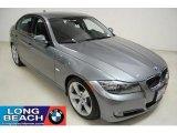 2009 Space Grey Metallic BMW 3 Series 335i Sedan #42440292