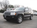 2006 Black Jeep Grand Cherokee Overland 4x4 #42440602