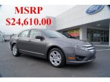 2011 Sterling Grey Metallic Ford Fusion SE #42440120