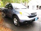 2008 Glacier Blue Metallic Honda CR-V LX #42439826