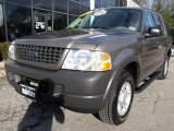 2003 Harvest Gold Metallic Ford Explorer XLS 4x4 #42440662