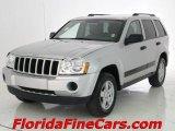 2006 Bright Silver Metallic Jeep Grand Cherokee Laredo #4223227
