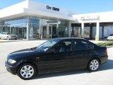 2005 Black Sapphire Metallic BMW 3 Series 325i Sedan #42440387