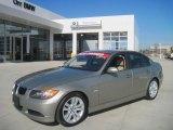 2007 Platinum Bronze Metallic BMW 3 Series 328i Sedan #42440391