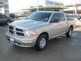 2010 Light Graystone Pearl Dodge Ram 1500 SLT Crew Cab #42440427