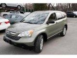 2008 Green Tea Metallic Honda CR-V EX 4WD #42439907