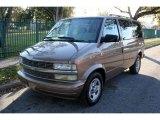 2003 Chevrolet Astro Light Autmnwood Metallic