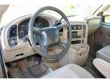2003 Chevrolet Astro LS Dashboard