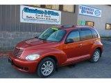 2007 Tangerine Pearl Chrysler PT Cruiser Touring #42440217