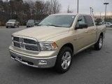 2011 White Gold Dodge Ram 1500 Big Horn Crew Cab 4x4 #42440724