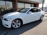 2008 Alpine White BMW 3 Series 335i Convertible #42439950