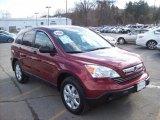 2008 Tango Red Pearl Honda CR-V EX 4WD #42440485