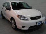 2007 Super White Toyota Matrix  #42440492